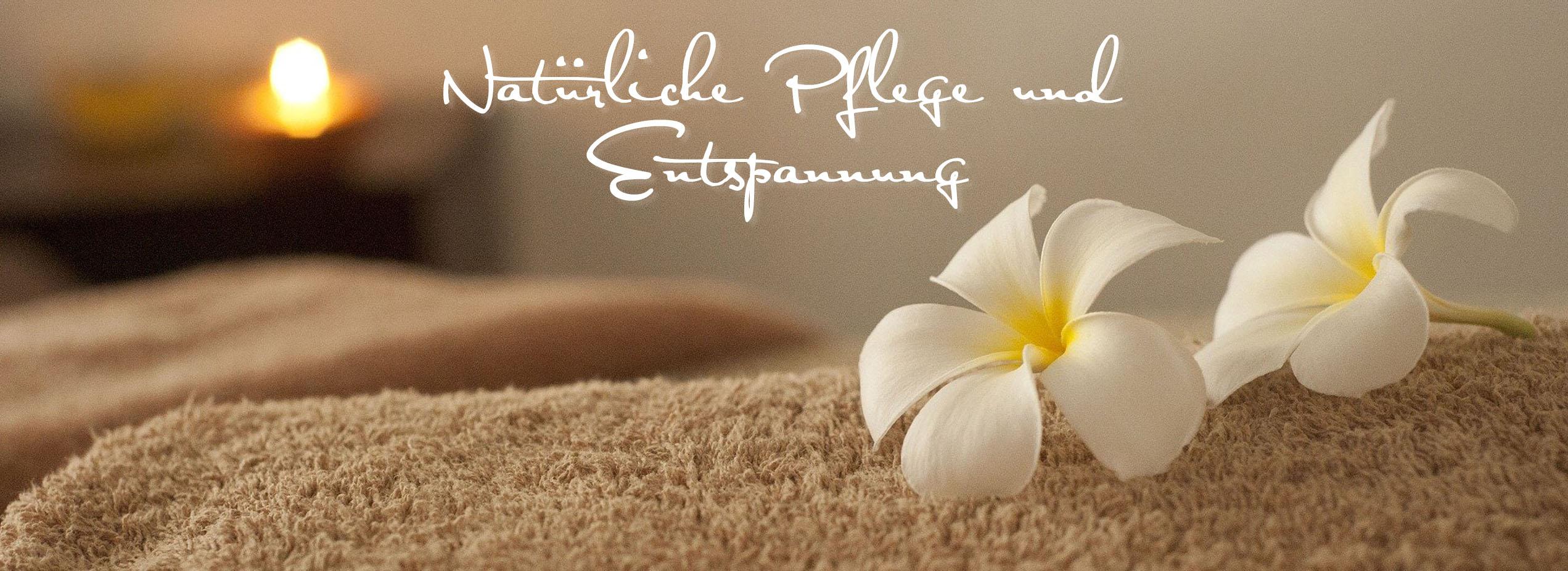 Landingpage Wellness- & Kosmetikbehandlungen