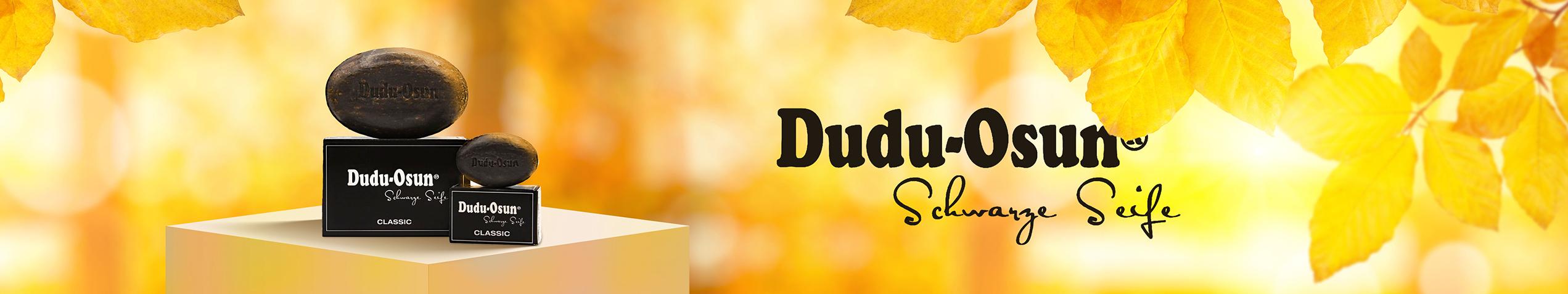 Dudu-Osun® – Schwarze Seife aus Afrika